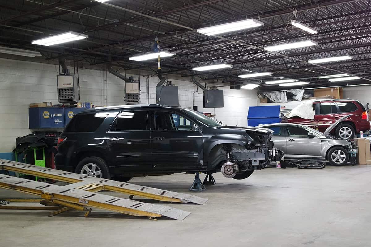 Auto Body Shop Xenia Collision Repair Shop Xenia Oh